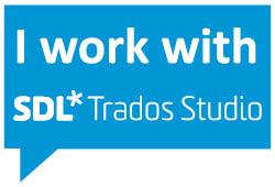 Yo trabajo con SDL Trados Studio Web 2019